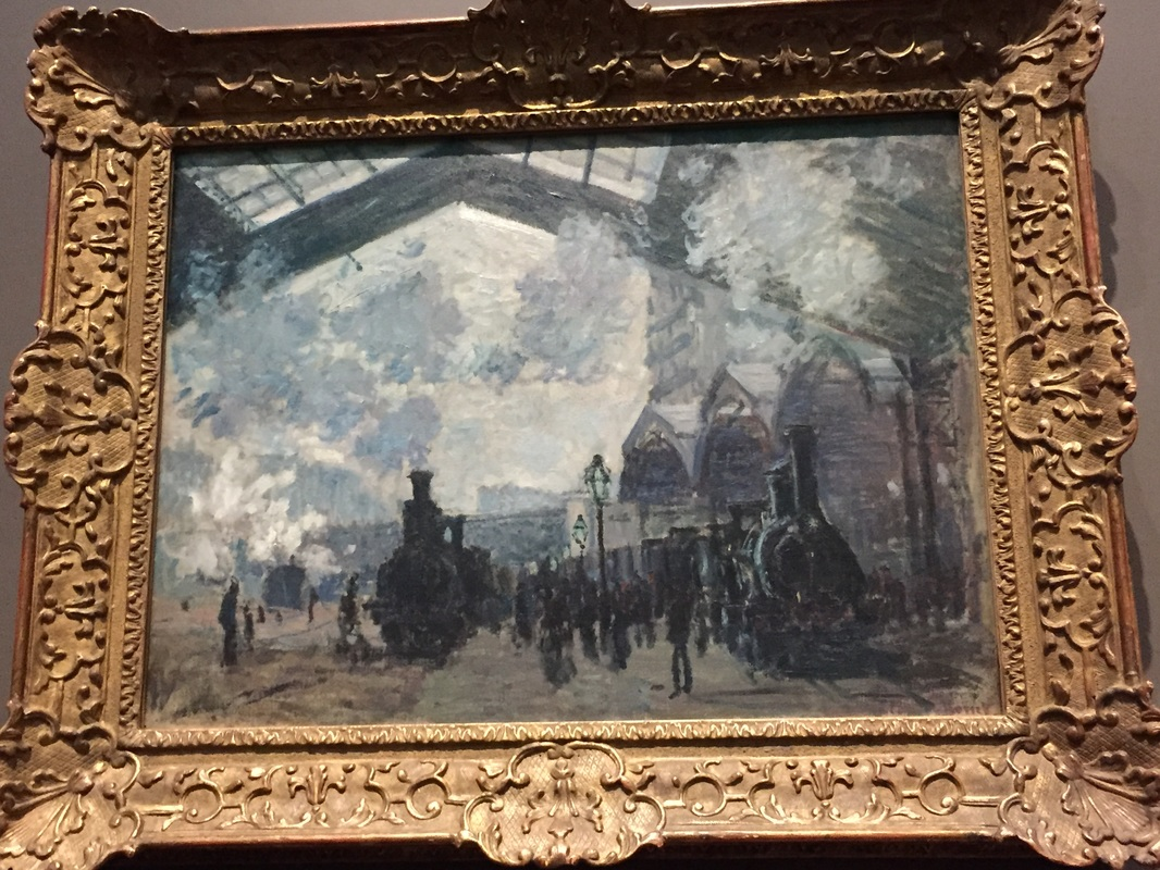 Monet's at National Gallery London